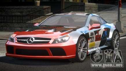 Mercedes-Benz SL65 BS Sport PJ7 para GTA 4
