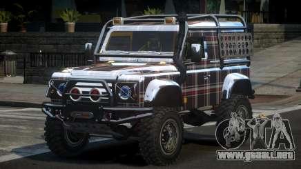 Land Rover Defender Off-Road PJ5 para GTA 4