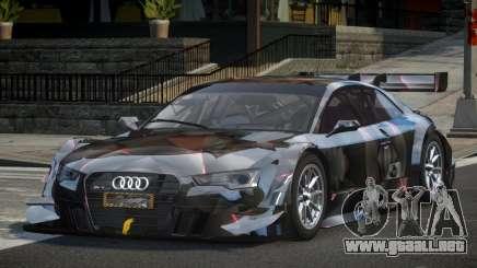 Audi RS5 GST Racing L8 para GTA 4