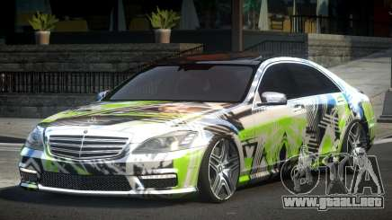 Mercedes-Benz S65 U-Style PJ1 para GTA 4