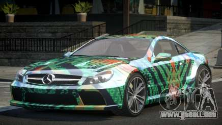 Mercedes-Benz SL65 BS Sport PJ2 para GTA 4