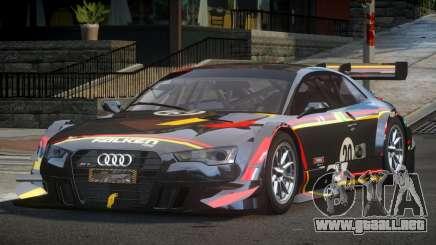 Audi RS5 GST Racing L5 para GTA 4
