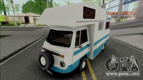 Volkswagen Kombi Safari para GTA San Andreas