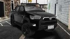 2021 Toyota Hilux Invincible Exclusivo