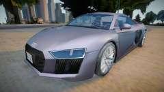 Audi R8 - Improved