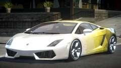 Lamborghini Gallardo GST-R L5 para GTA 4