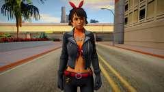 Tekken 7 Josie Rizal Rider para GTA San Andreas