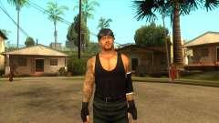 WWE The Undertaker American Badass V1 para GTA San Andreas