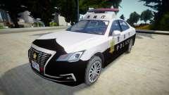 2016 Toyota Crown Patrol Car (210系)