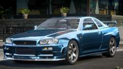 Nissan Skyline R34 GST Racing