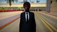 Sweet Johnson New Clothing Style & Hair para GTA San Andreas