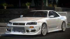 Nissan Skyline R34 GT-R PSI para GTA 4
