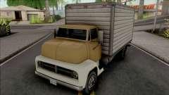Vapid Yankee Hercules [SA Style] para GTA San Andreas