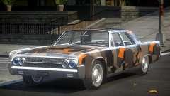 Lincoln Continental 60S L8