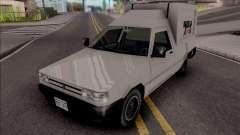 Fiat Fiorino 1995 (Van) v2
