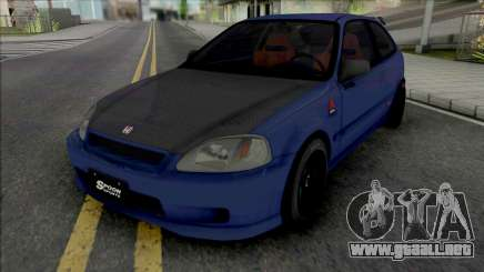 Honda Civic Type R EK9 Spoon para GTA San Andreas