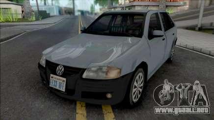 Volkswagen Gol G4 VehFuncs para GTA San Andreas