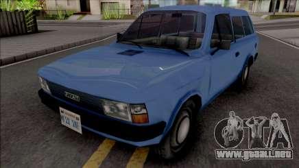 Fiat 147 Station Wagon para GTA San Andreas