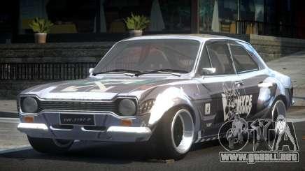 Ford Escort Urban Racing PJ9 para GTA 4