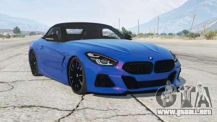 BMW Z4 M40i (G29) 2018〡add-on para GTA 5