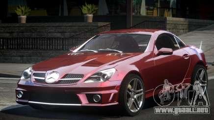 Mercedes-Benz SLK55 SP V1.1 para GTA 4