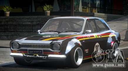 Ford Escort Urban Racing PJ4 para GTA 4