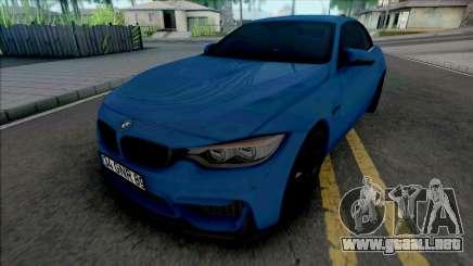 BMW M4 F82 Convertible para GTA San Andreas
