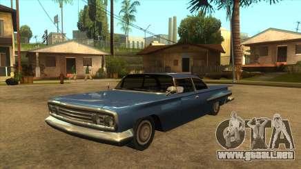 Voodoo Beta para GTA San Andreas