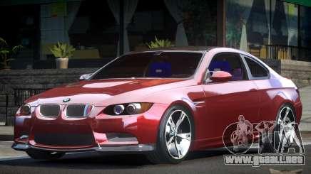 BMW M3 E92 PSI-S para GTA 4