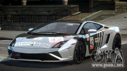 Lamborghini Gallardo BS Custom L3 para GTA 4
