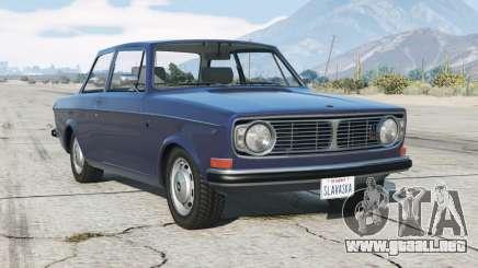Volvo 142 1970〡añadir a todos para GTA 5