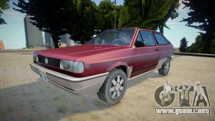 Volkswagen Gol G1 1994 (CL e GTI) - SA Style v2 para GTA San Andreas