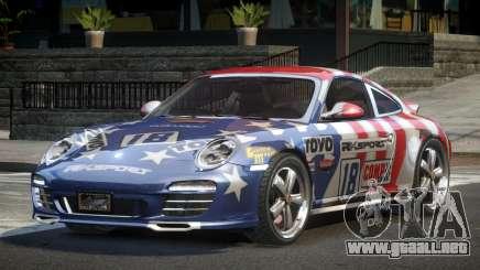 Porsche 911 GST-C PJ3 para GTA 4