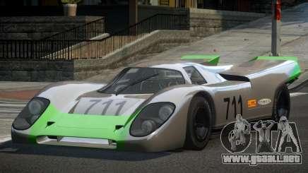 Pfister 711 L4 para GTA 4