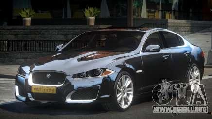 Jaguar XFR PSI V1.1 para GTA 4
