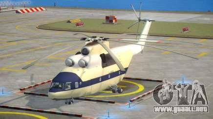 Mi-26 AN V1.0 para GTA 4