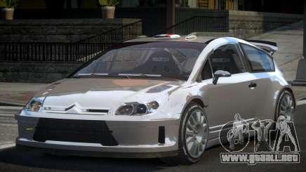 Citroen C4 SP Racing para GTA 4