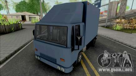 Ford Cargo 815 para GTA San Andreas