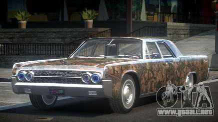 Lincoln Continental 60S L3 para GTA 4