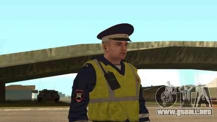 Teniente del DPS para GTA San Andreas