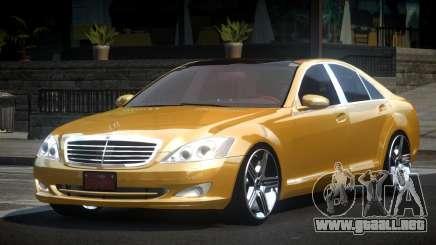 Mercedes-Benz S500 GS V1.0 para GTA 4