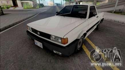 Volkswagen Saveiro Summer 1997 para GTA San Andreas