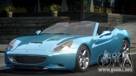 Ferrari California BS V1.1 para GTA 4