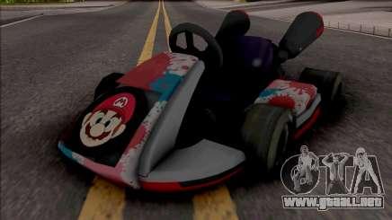 Mario Kart para GTA San Andreas