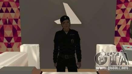 Empleado de SKIN PPP para GTA San Andreas