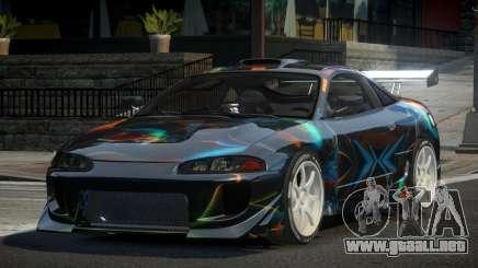 Mitsubishi Eclipse 90S PJ5 para GTA 4
