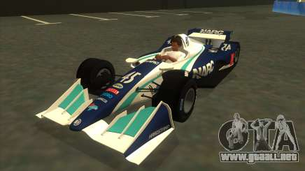 GTA V Declasse DR1 Formula para GTA San Andreas
