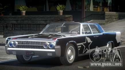 Lincoln Continental 60S L10 para GTA 4