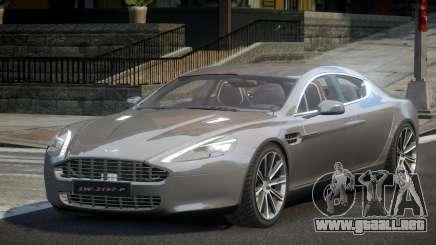 Aston Martin Rapide SP V1.1 para GTA 4