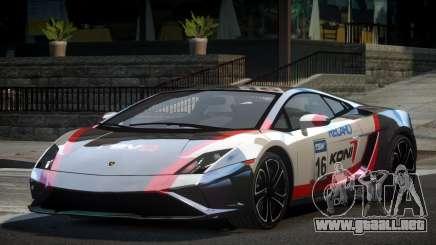 Lamborghini Gallardo BS Custom L5 para GTA 4